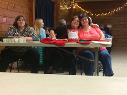 Volunteers Play Rock n' Roll Bingo